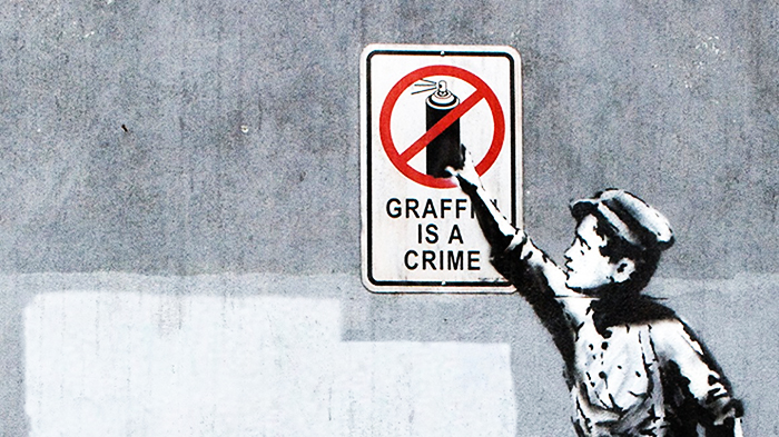 Banksy Still 1