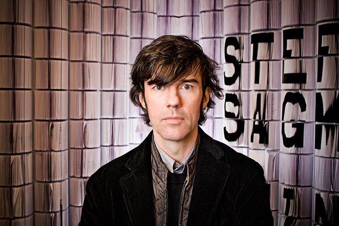 Stefan Sagmeister Portrait