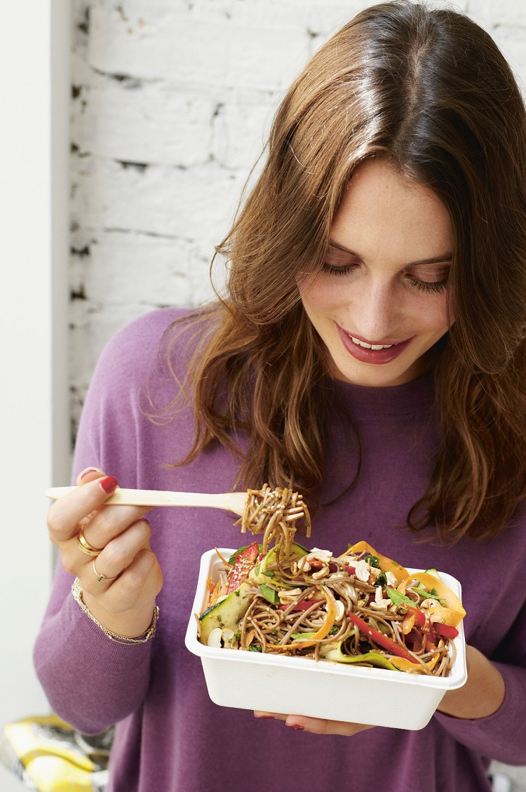 Deliciously Ella Pad thai