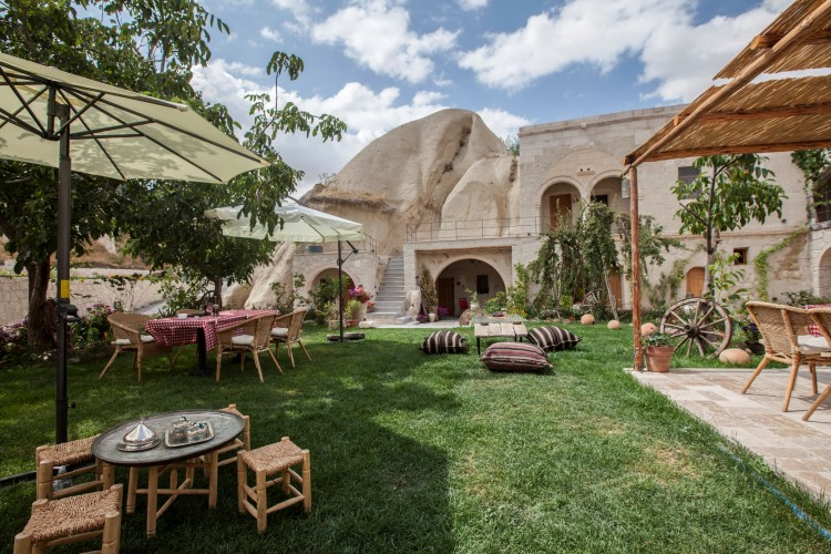 Cave Hotel Turkey