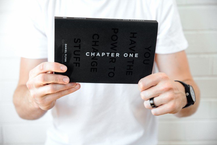 Daniel Flynn with Chapter One