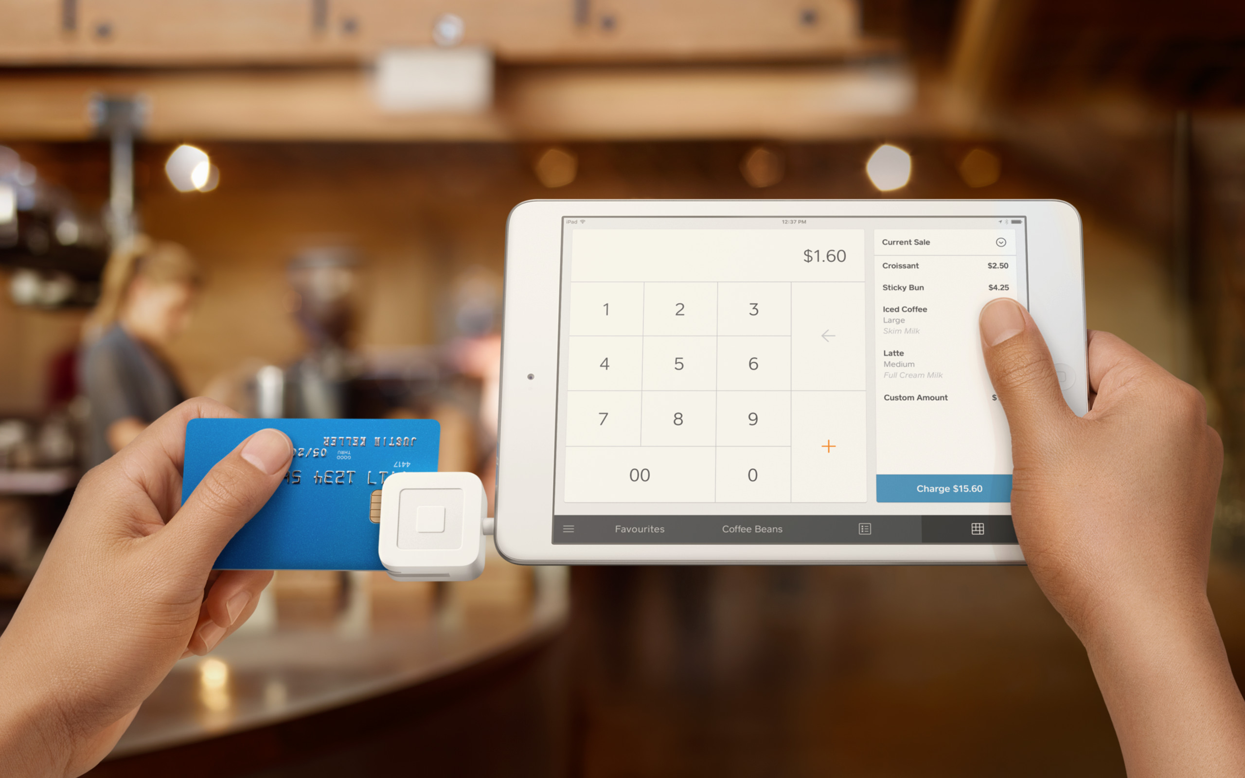 Small Business Chip Card Reader | Best Business Cards