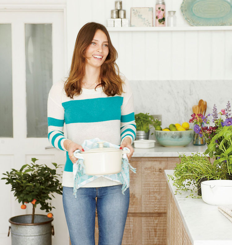 In The Kitchen With Deliciously Ella Collective Hub