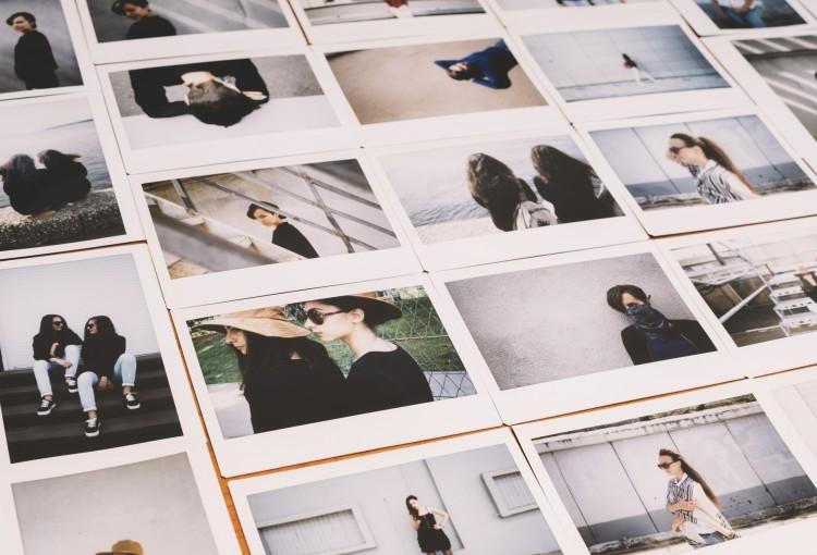 instant photos.