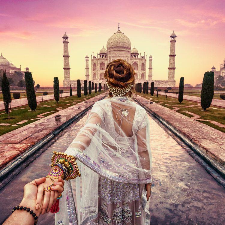 India.Taj Mahal