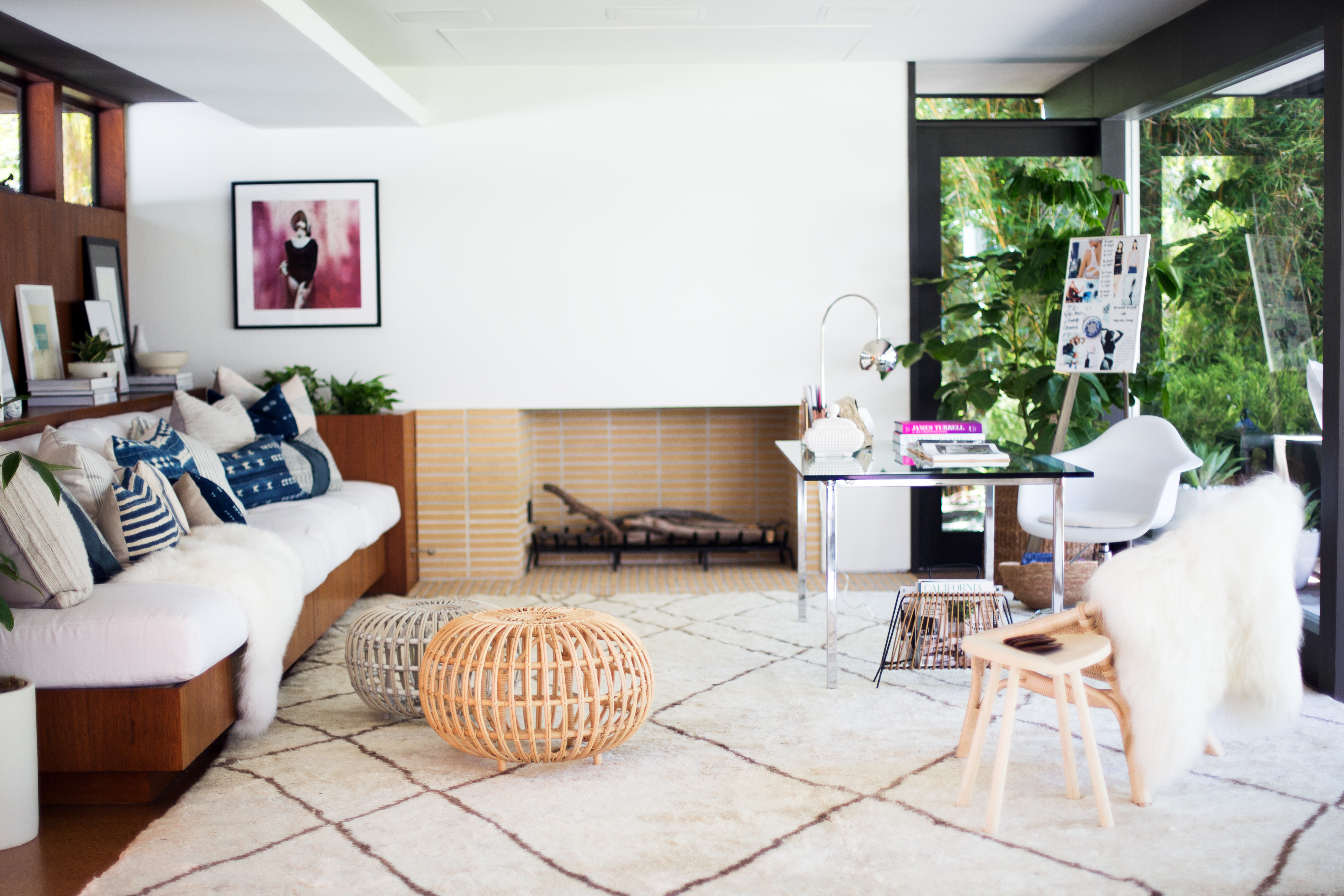 Inside Lorna Jane\'s Relaxed Los Angeles Home (That\'s Also Her Design ...