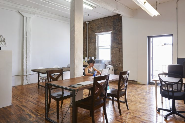 Step Inside The Brooklyn Co Working Space Designed