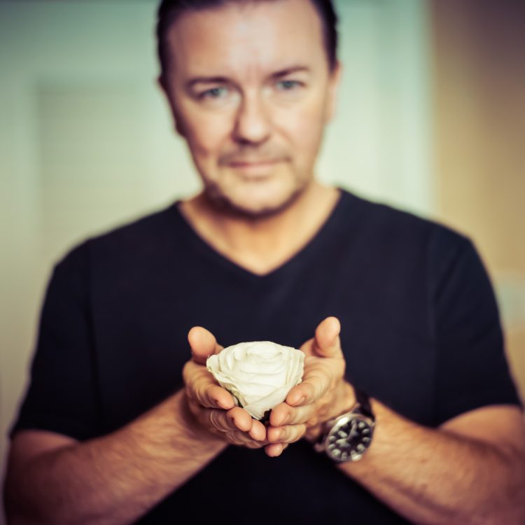 ricky-gervais-stuart-robertson-peace-in-10000-hands
