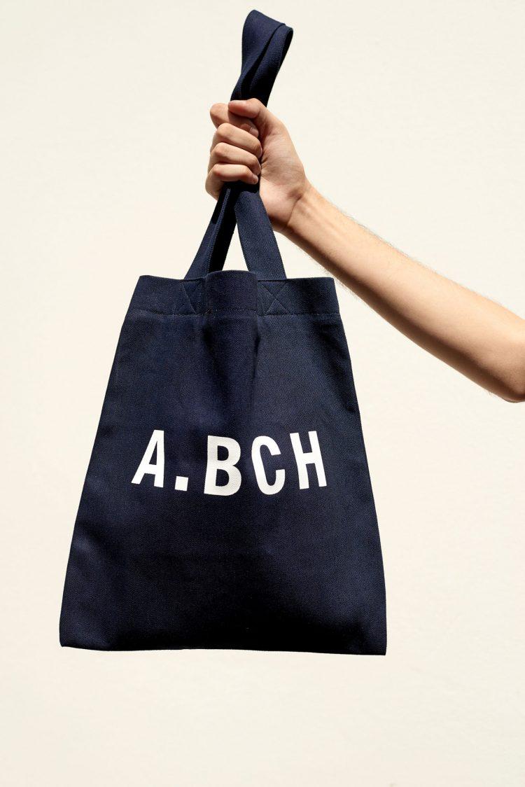 A.BCH tote bag