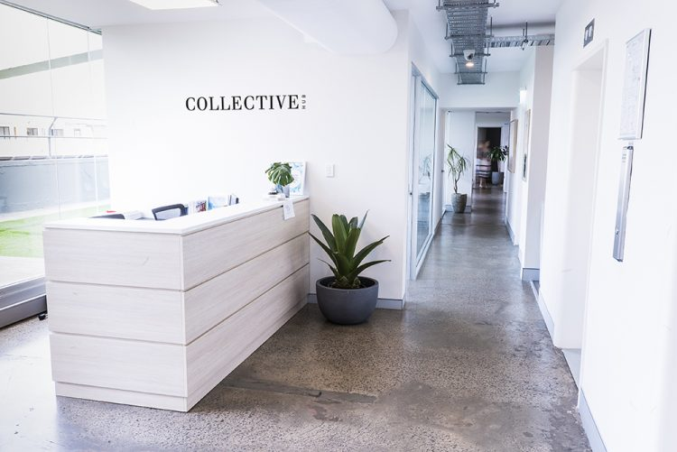 Collective Hub HQ in Sydney