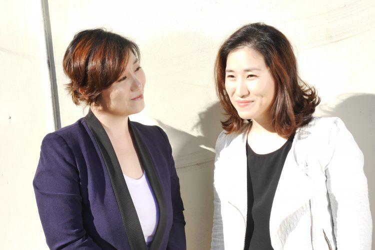 Franki and Seoul