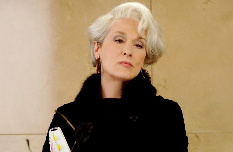 The Devil Wears Prada still