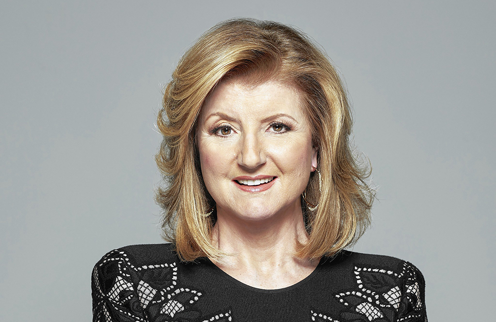Arianna Huffington If You Re On The Verge Of Burnout