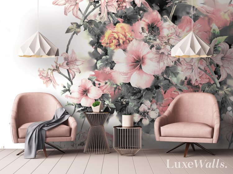 So it should come as no surprise that innovative wallpaper business Luxe Walls was born when co-founder Julia Hill began searching for ...