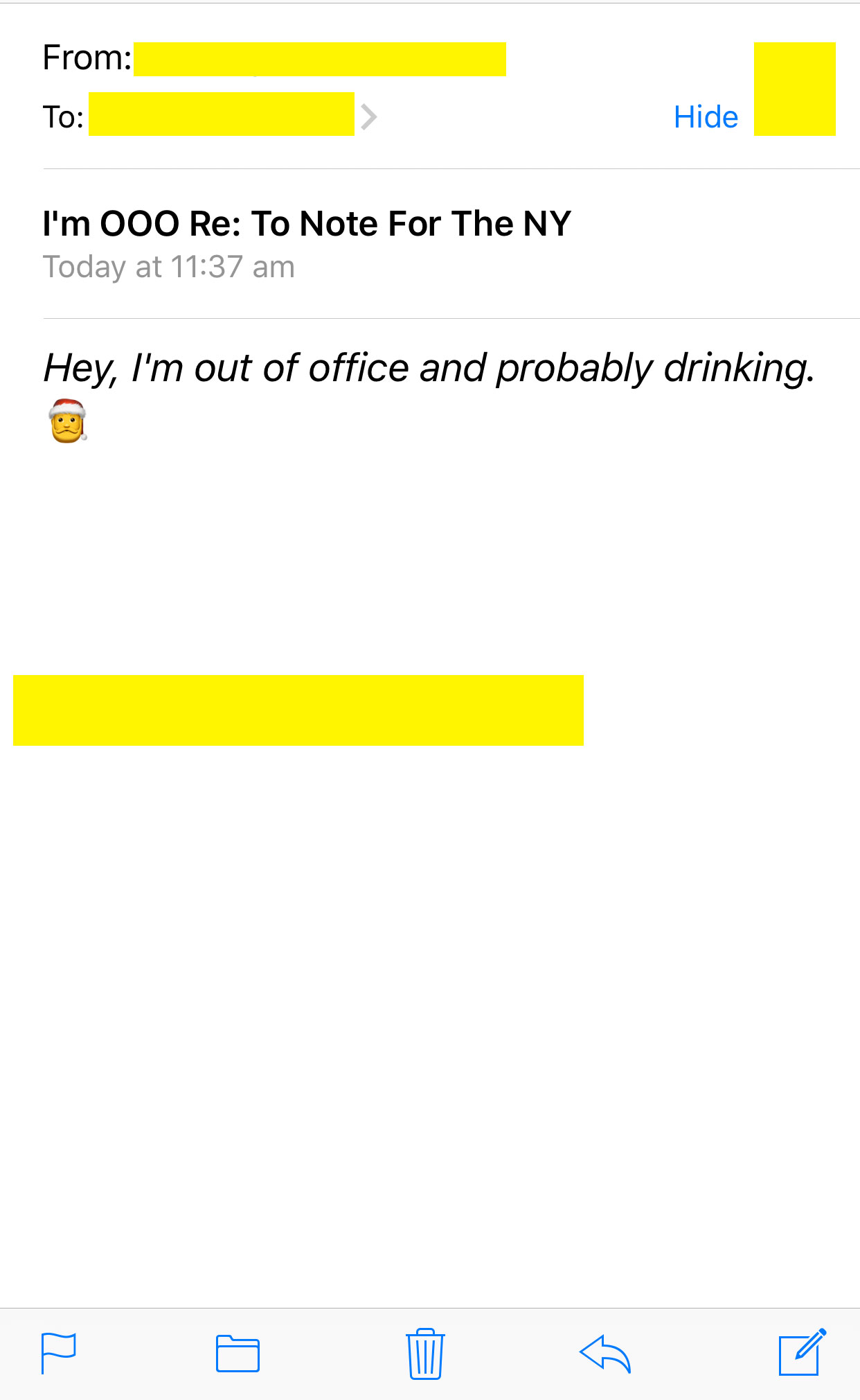 10 Hilarious Out Of Office Messages Collective Hub